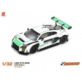LMS GT3 Cup Edition White/Green